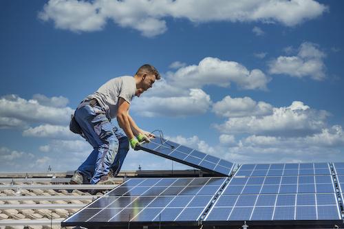 Photovoltaik für eine positive Umweltbilanz
